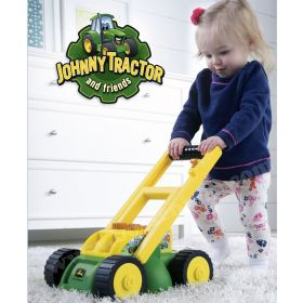 John Deere Action Lawn Mower w/sounds