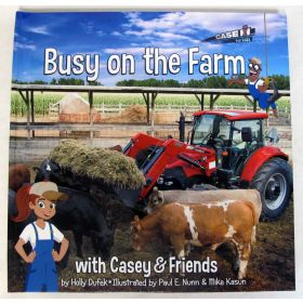 Book Casey & Friends Busy on the Farm