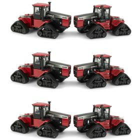 1/64 Case IH 9370 & 9380 Quad Trac Authentic #9 Case of 6