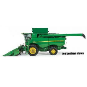 1/32 John Deere Combine S-790 with 2 heads Prestige Series