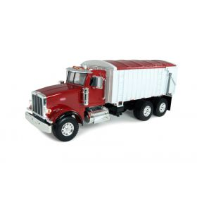 1/16 Big Farm Peterbilt 367 Grain Truck red
