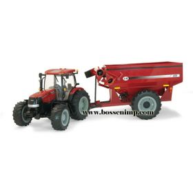 1/16 Big Farm CI Puma 180 MFD with Grain Cart