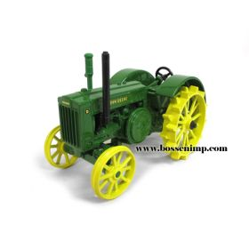 1/16 John Deere D Styled on steel Collector Edition