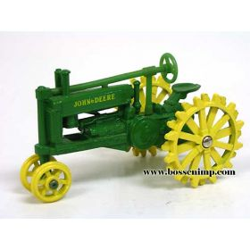 1/43 John Deere A NF Unstyled on steel
