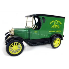1/25 John Deere '23 Chevy van bank