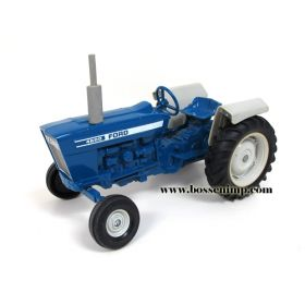 1/12 Ford 4600 WF with Three point hitch repaint