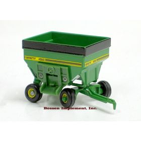 1/64 Brent Wagon Gravity 450 green