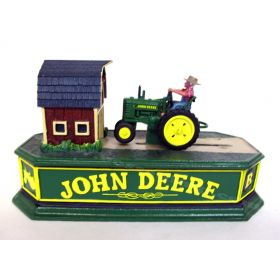 John Deere Mechanical Bank