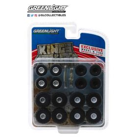 1/64 Kings of Crunch Wheel & Tire Pack