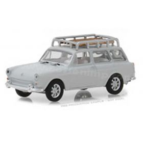 1/64 VW Volkswagon Type 3 Squareback Panel white Series 1