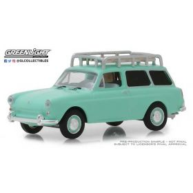 1/64 Volkwagen Type 3 Squareback in Birch Green