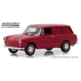1/64 Volkwagen Type 3 Panel Van in Velour Red