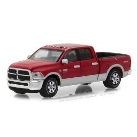 1/64 Dodge Ram 2500 Big Horn Harvest Red Edition 2018