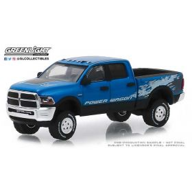 1/64 Dodge Ram 2500 Power Wagon in Blue Streak Pearlcoat