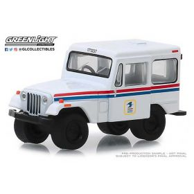 1/64 Jeep DJ-5 1971 USPS White