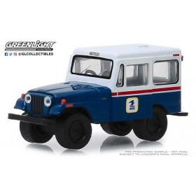 1/64 Jeep DJ-5 1971 USPS Blue