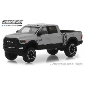 1/64 Dodge Ram 2500 Power Wagon in Bright Silver