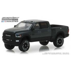 1/64 Dodge Ram 2500 Power Wagon in Granite Crystal
