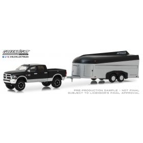 1/64 Dodge pickup Ram 2500 2017 with Eerovault Trailer