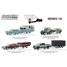 1/64 Hitch & Tow Series 6 Set of 4