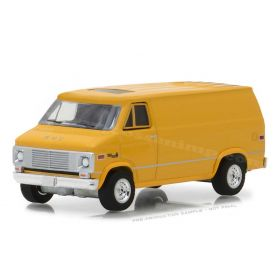 1/64 GMC Van Vandura 1972 yellow
