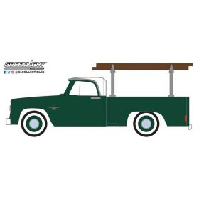 1/64 Dodge Pickup D-100 1963 w/Ladder Rack