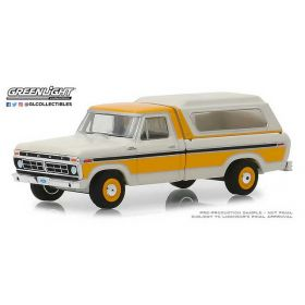 1/64 Ford Pickup F-100 1977 with Camper Shell