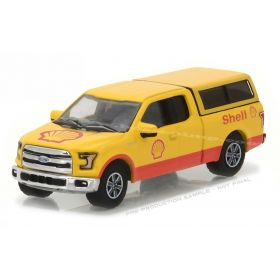 1/64 Ford Pickup F-150 2016 Shell Oil Series 3
