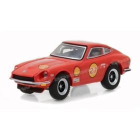 1/64 Datsun 240Z 1971 with Shell Logo Series 4