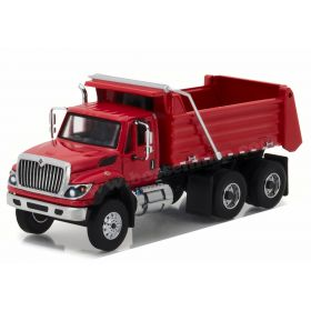 1/64 International WorkStar 2013 Dump Truck red