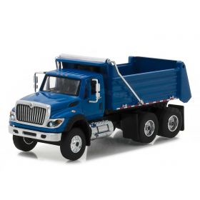 1/64 International WorkStar 2013 Dump Truck blue
