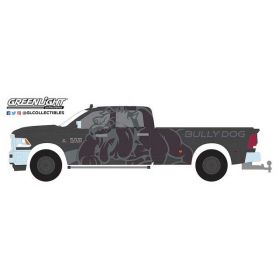 1/64 Dodge Pickup Ram 3500 2018 dually Bully Dog