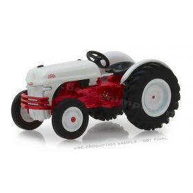 1/64 Ford 8N 1947 red & gray Series 1