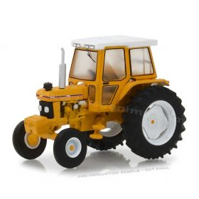 1/64 Ford 5610 1982 w/cab yellow white Series 1