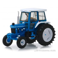 1/64 Ford 5610 1984 Blue & black w/cab Series 2