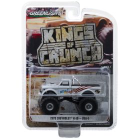 1/64 Chevrolet Pickup K-10 1970 USA-1 Monster Truck Series 1