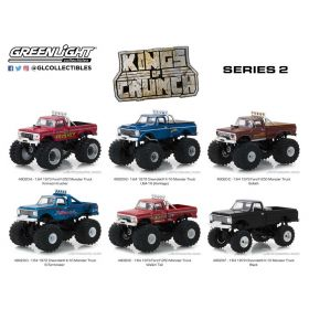 1/64 Kings of Crunch Series 2 Set of 6