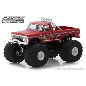1/64 Ford Pickup F-250 1979 Walkin' Tall Series 2