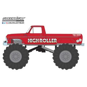 1/64 Ford Pickup F-250 1979 High Roller Series 3