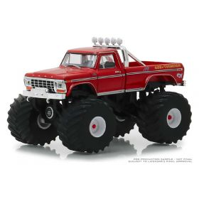 1/64 Ford Pickup F-250 1979 God of Thunder Series 3