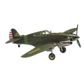 Airplane Bank P-40 John Deere 2003