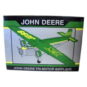 Airplane Bank Ford Tri-Motor John Deere 1998
