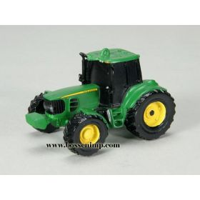 John Deere 7530 Tractor Ornament resin