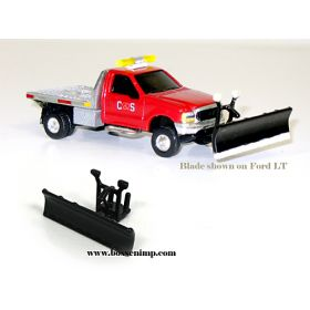 1/64 Blade Snow for pickup trucks 9 foot