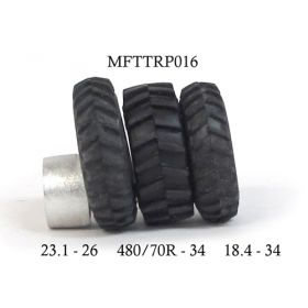 1/64 Single Rims 500 x 290 pair