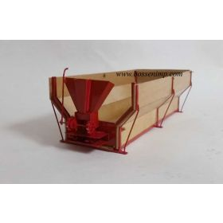 1/16 Farebox wagon with endgate seeder