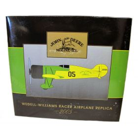 John Deere Wedell-Williams Racer Airplane Replica 2005