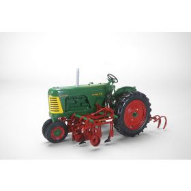 1/16 Oliver Super 77 NF w/2 row Cultivator