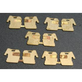 1/64 Weights Front CI 7000/8900 Suitcase pkg of 10
