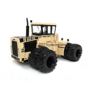 1/32 Big Bud 525/84 4WD with duals Cruiser Cab Cream Colored